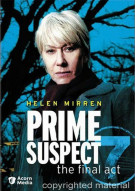 Prime Suspect 7: The Final Act Movie