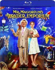 Mr. Magoriums Wonder Emporium Blu-ray