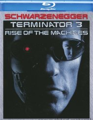 Terminator 3: Rise Of The Machines Blu-ray