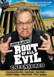 Lewis Blacks Root Of All Evil Movie