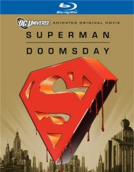 Superman: Doomsday Blu-ray