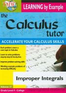 Calculus Tutor, The: Improper Integrals Movie