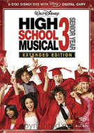 High School Musical 3: Senior Year - Extended Edition Movie