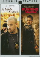 Man Apart, A / Running Scared (Double Feature) Movie