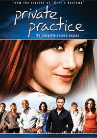 Private Practice: The Complete Second Season Movie