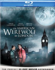 American Werewolf In London, An: Full Moon Edition Blu-ray