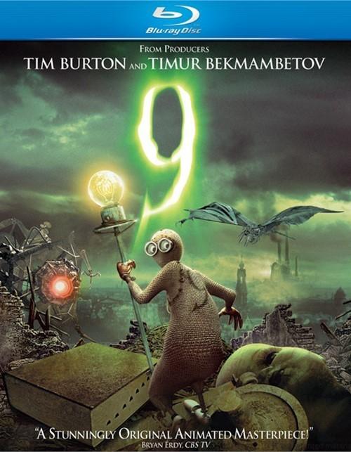 9 Blu-ray
