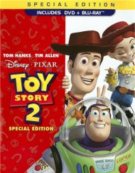 Toy Story 2: Special Edition (DVD Case) Blu-ray