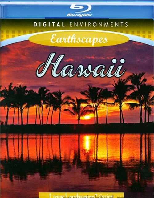 Hawaii Blu-ray