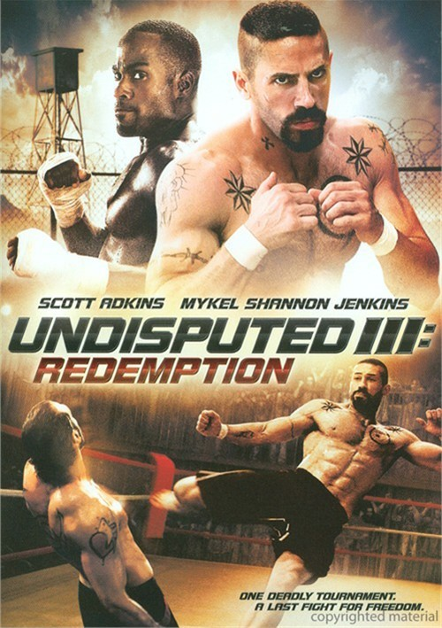 Undisputed III: Redemption Movie