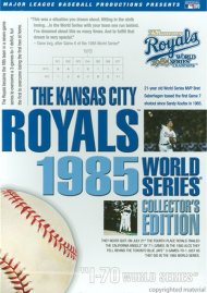 Kansas City Royals: 1985 World Series Collector's Edition Movie