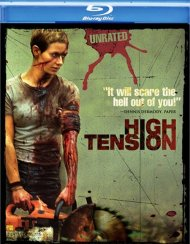 High Tension: Unrated Blu-ray