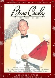 Bing Crosby: The Christmas Television Specials - Vol. 2  Movie