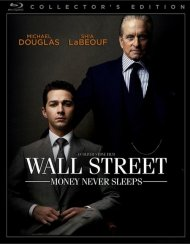 Wall Street: Money Nevers - Collectors Edition Blu-ray