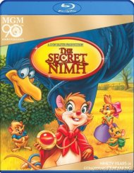 Secret Of NIMH, The Blu-ray