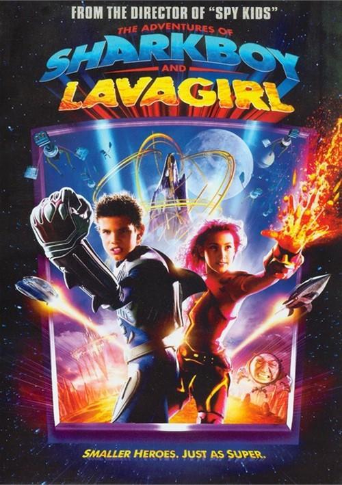ზვიგენი ბიჭუნას და ლავაგოგოს თავგადასავალი / The Adventures of Sharkboy and Lavagirl (ქართულად)