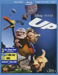 Up (Blu-ray + DVD Combo) Blu-ray