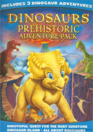 Dinosaurs Prehistoric Adventure Pack Movie