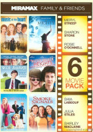 6 Movie Pack: Miramax Family & Friends Movie