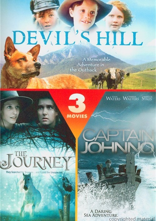 Captain Johnno / Devils Hill / The Journey Movie