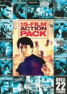 15-Movie Action Pack Vol. 1 Movie