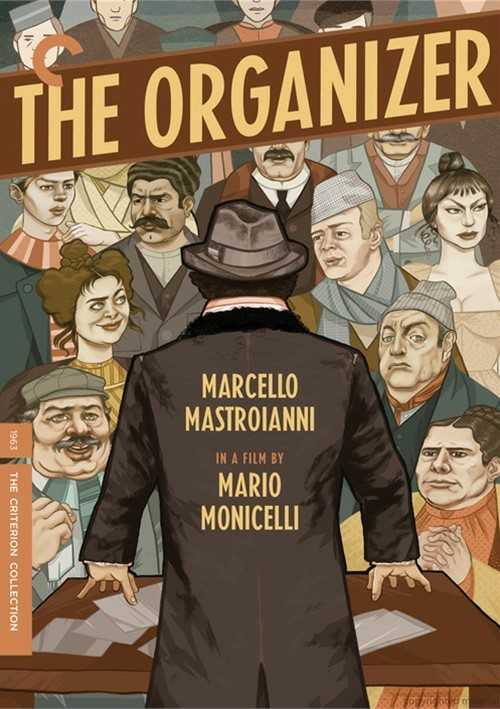 Organizer, The: The Criterion Collection Movie