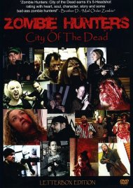 Zombie Hunters: City Of The Dead (Season One, Vol. 2) Movie