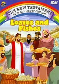 New Testament Bible Stories For Children, The: Loaves And Fishes Movie