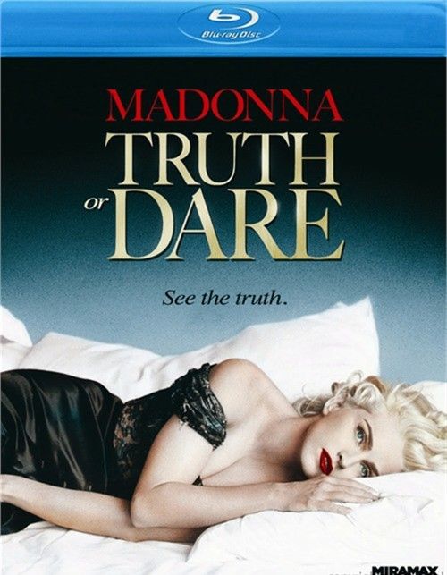 Madonna: Truth Or Dare Blu-ray