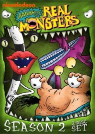 Aaahh!!! Real Monsters: Season Two Movie