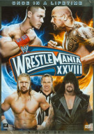 WWE: Wrestlemania XXVIII Movie