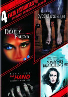 4 Film Favorites: Twisted Terror Collection Movie