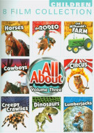 All About: Volume 3 - Eight Film Collection Movie