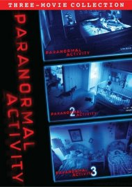 Paranormal Activity Trilogy Gift Set Movie