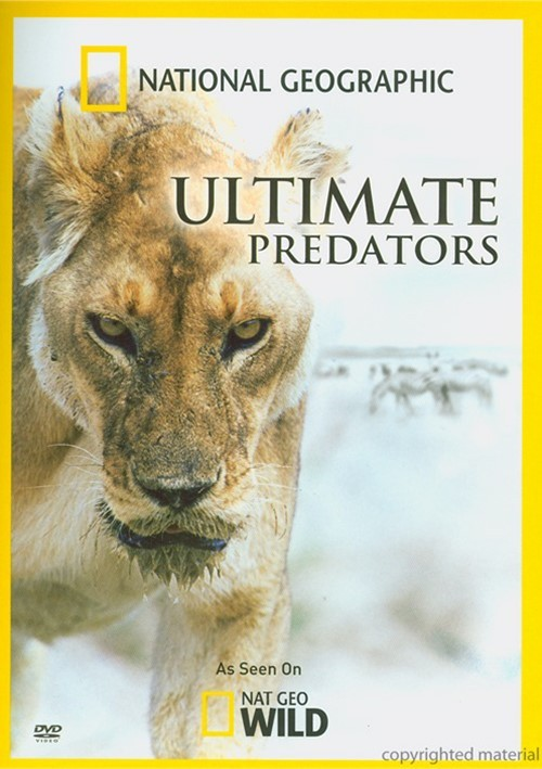 National Geographic: Ultimate Predators Movie