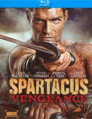 Spartacus: Vengeance - The Complete Second Season Blu-ray