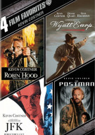 4 Film Favorites: Kevin Costner Drama Movie