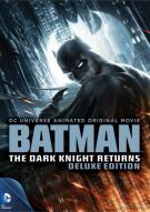Batman: The Dark Knight Returns - Deluxe Edition Movie