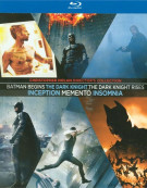 Christopher Nolan Collection Blu-ray