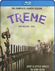 Treme: The Complete Fourth Season Blu-ray