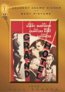 Grand Hotel (Academy Award O-Sleeve) Movie