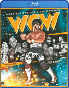 WCW Greatest Pay-Per-View Matches: Volume 1 Blu-ray