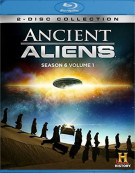 Ancient Aliens: Season Six - Volume One Blu-ray