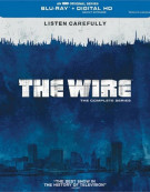 Wire, The: The Complete Series Blu-ray