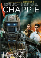Chappie (DVD + UltraViolet) Movie