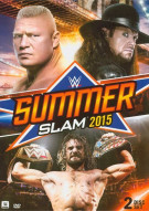 WWE: SummerSlam 2015 Movie