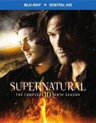 Supernatural: The Complete Tenth Season (Blu-ray + UltraViolet) Blu-ray