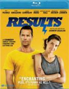 Results Blu-ray