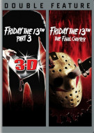Friday The 13th Part 3 / Friday The 13th Part 4 Movie