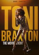 Toni Braxton: The Movie Event (DVD + UltraViolet) Movie